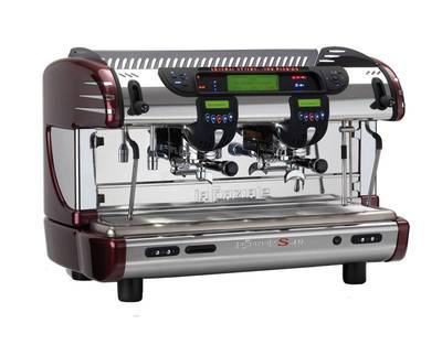 La Spaziale S40 2 Group System