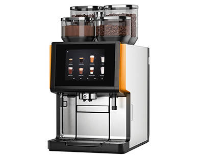 WMF 9000s Bean to Cup System